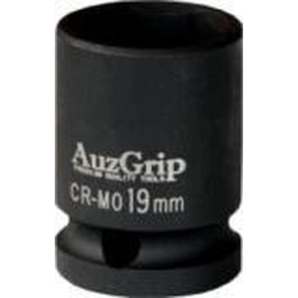 "AuzGrip AuzGrip A84660 1"" 6 Point 1/2'' Square Drive Impact Socket"