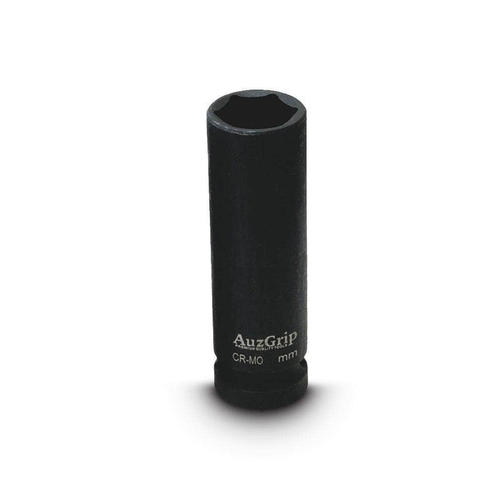 "AuzGrip AuzGrip A84769 41mm 6 Point 1/2"" Square Drive Deep Impact Socket"