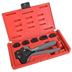Crescent Crescent CRCT10 10 Piece Ratchet Crimping Tool Set