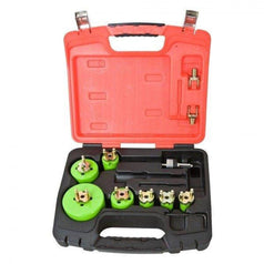 Crescent Crescent CRLE7 18 Piece Electricians Quick Change Cobalt Bi-Metal HSS Hole Saw Set