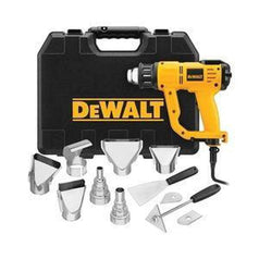 Dewalt Dewalt D26414K-XE 2000W Corded Digital Heat Gun Kit