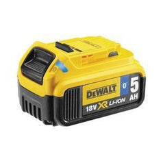 Dewalt Dewalt DCB184B-XE 18V 5Ah XR Li-Ion Bluetooth Slide Battery
