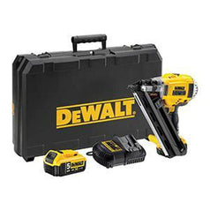 Dewalt Dewalt DCN692P2-XE 18V 5.0Ah XR Cordless Brushless 2-Speed Framing Nailer Kit