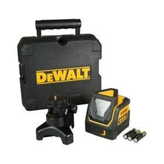 Dewalt Dewalt DW0811-XJ Red Beam Crossline Line Laser Level