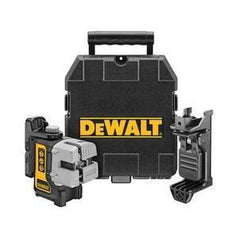 Dewalt Dewalt DW089K-XE Red Beam 3-Way Self-Levelling Multi Line Laser Level