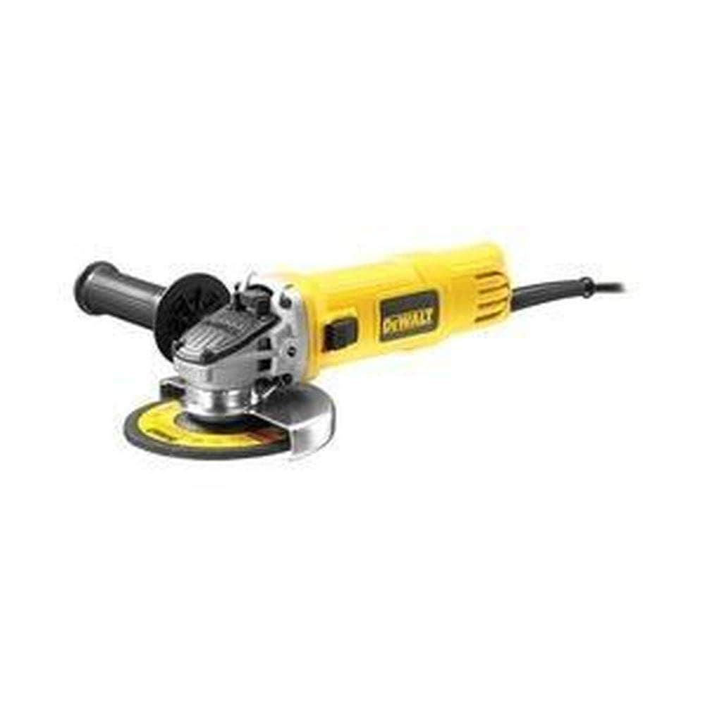 "Dewalt Dewalt DWE4151-XE 125mm (5"") 900W Corded Slide Switch Angle Grinder"