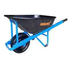 Duramix Duramix DMCPT100FF 100L 150kg Heavy Duty Poly Tray General Purpose Wheelbarrow