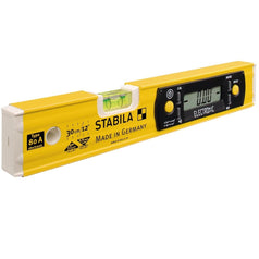 Stabila 80AELECTRONIC30 300mm Electronic Spirit Box Level