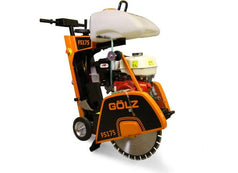 "Golz FS175 450mm (18"") 14.0HP Robin EX40 Petrol Floor Road Saw"