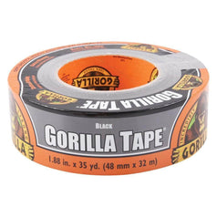 Gorilla Gorilla 60035 32x48mm Black Tape