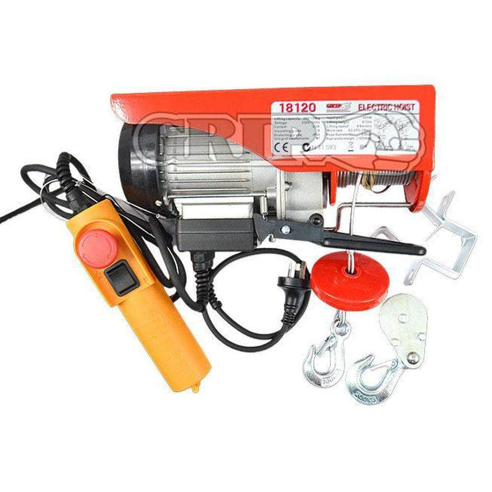 Grip Grip 18124 600kg Electric Lifting Hoist Winch