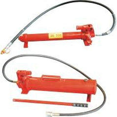 Grip Grip 19061 4000kg (4T) Hydraulic Hand Pump & Hose Assembly