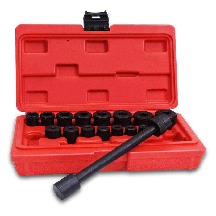 Grip Grip 21350 17 Piece Universal Clutch Alignment Tool Set