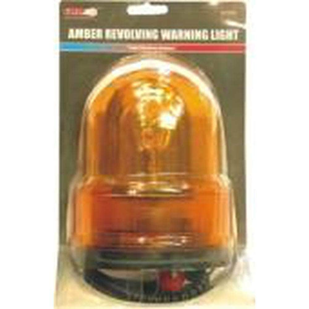 Grip Grip 37280 12V Amber Revolving Warning Light
