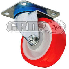 Grip Grip 41992 125mm 200kg Poly Moulded Poly Core Swivel Castor