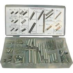 Grip Grip 43160 200 Piece Zinc Plated Spring Assortment Set