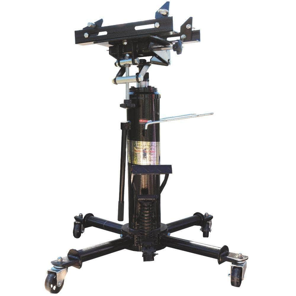 Grip Grip 44482 1000kg (1T) Double Stage Hyraulic Lift Transmission Jack