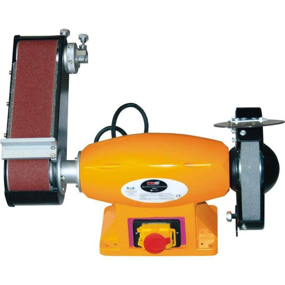 Grip Grip 50524 200mm 600W Industrial Belt & Wheel Sander