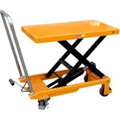 Grip Grip 52013 150kg 340-900mm Hydraulic Scissor Lift Table Cart