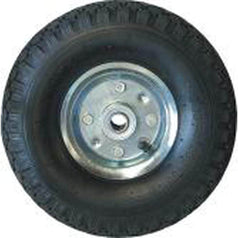 "Grip Grip 52106 260mm 136kg 5/8"" Offset Puncture Proof Poly Foam Filled Wheel"