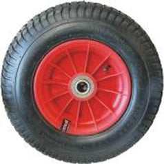 Grip Grip 52109 400mm Rubber Plastic Rim Pneumatic Wheel