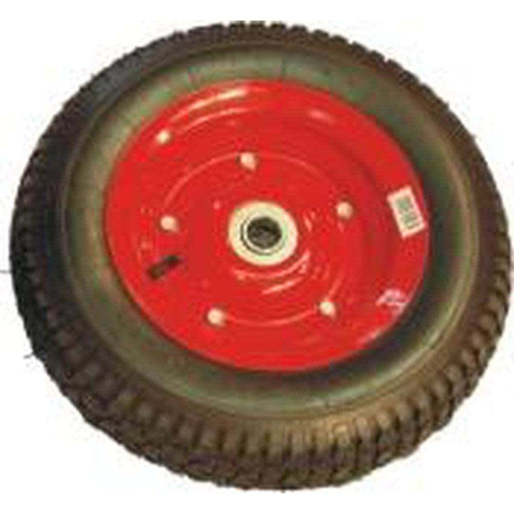 Grip Grip 52110 400mm Rubber Steel Rim Pneumatic Wheel