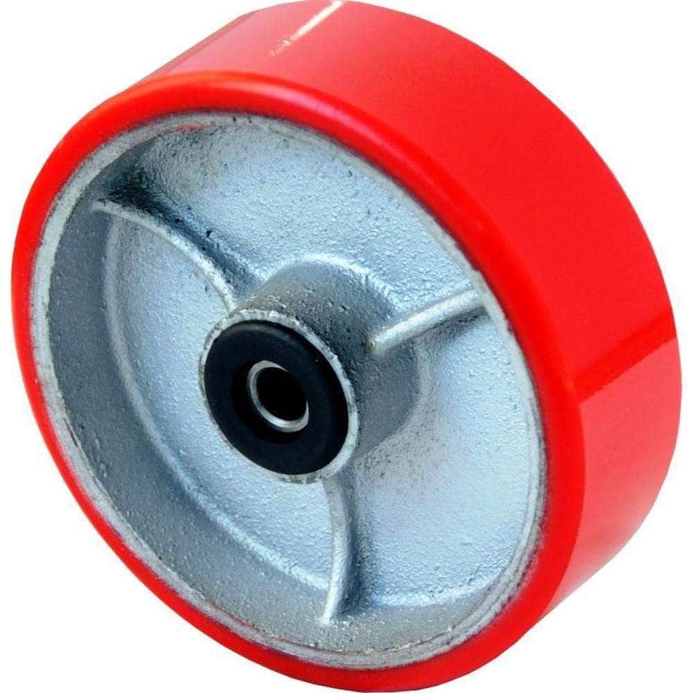 Grip Grip 52151 125mm 280kg Poly Moulded Cast Iron Wheel