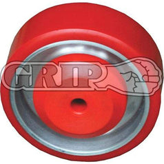 Grip Grip 52164 100mm 2000kg Poly Moulded Aluminium Wheel