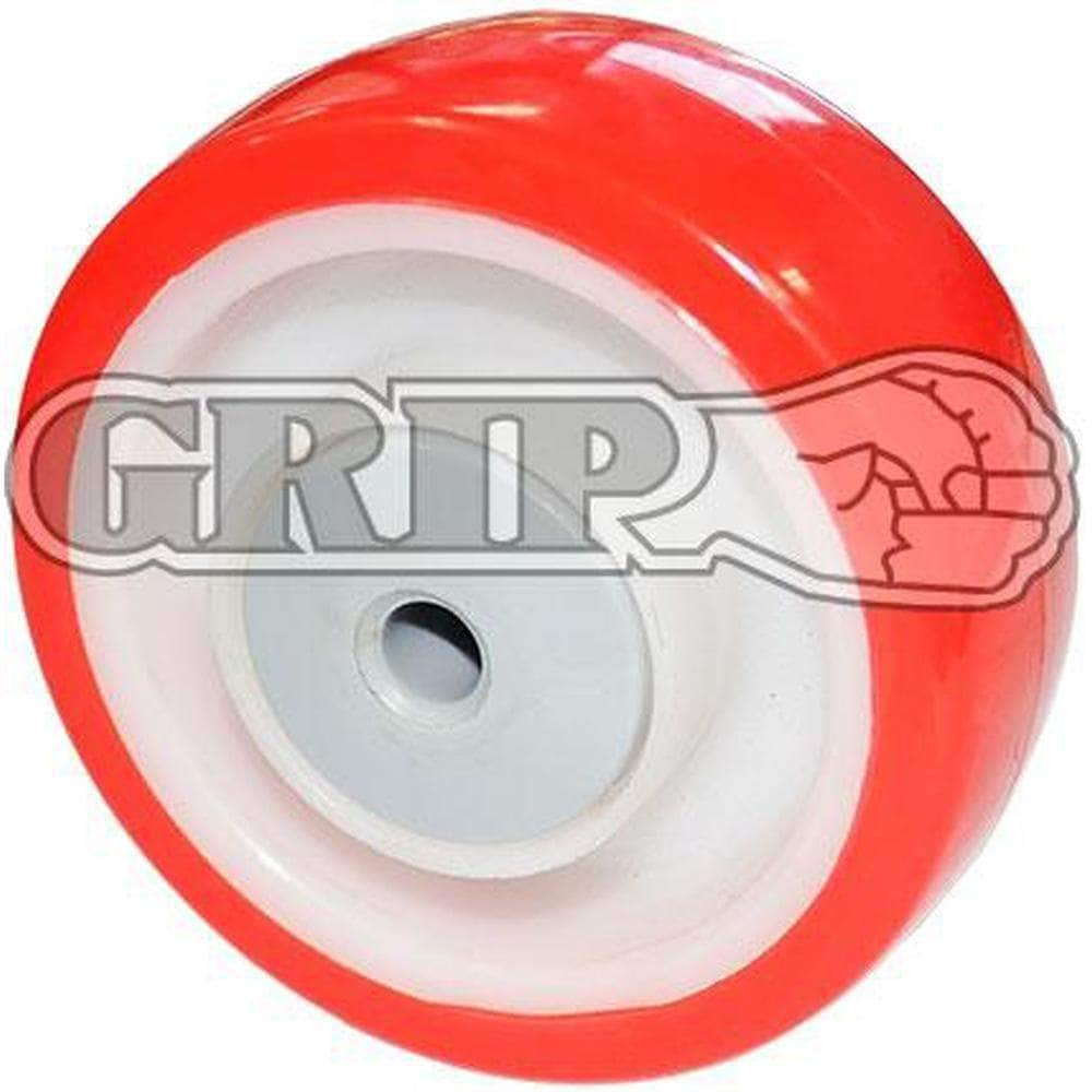 Grip Grip 52170 125mm 200kg Poly Moulded Poly Core Wheel