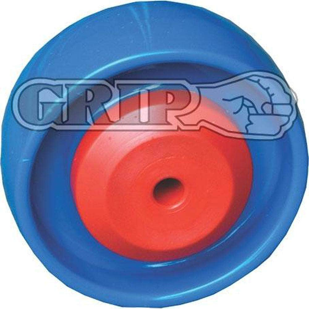 Grip Grip 52173 100mm 200kg Blue Elastic Rubber Nylon Core Wheel