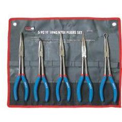 Grip Grip 57049 5 Pc Long Nose Pliers Set
