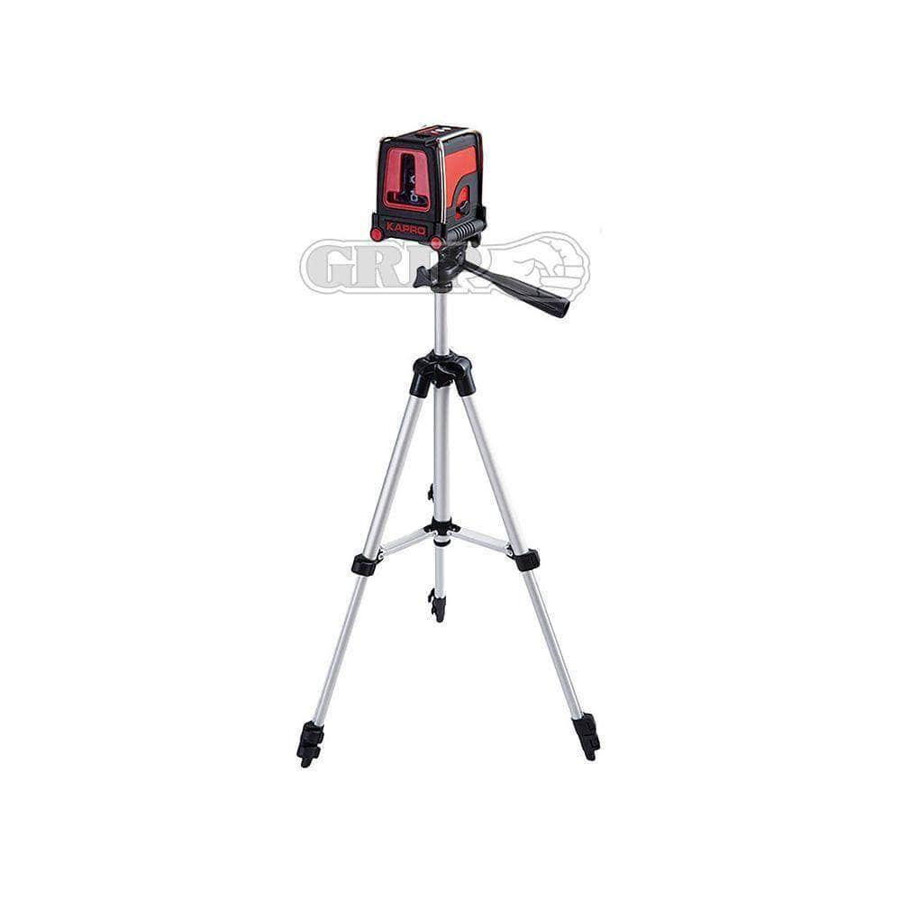 Kapro Kapro 872-10 Self Levelling Red Beam Cross Line Laser Level with Tripod