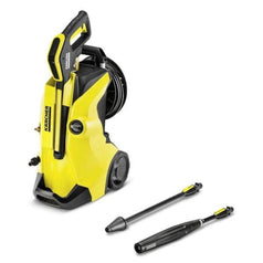 Karcher Karcher 1.324-107.0 K4 1900W 1900PSI Electric Premium Full Control High Pressure Washer Cleaner