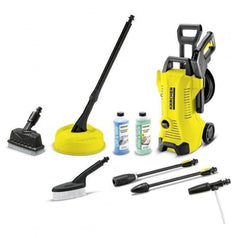 Karcher Karcher 1.602-660.0 K3 1700W 1800PSI Electric Premium Full Control Car Home & Deck High Pressure Washer Cleaner