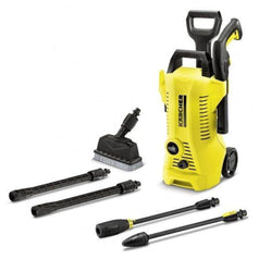 Karcher Karcher 1.673-411.0 K2 1400W 1600PSI Electric Full Control Deck Kit High Pressure Washer Cleaner