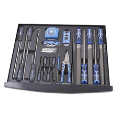 Kincrome Kincrome Eva565T 19 Piece Cut & Scrape & Measure Set with EVA Tray
