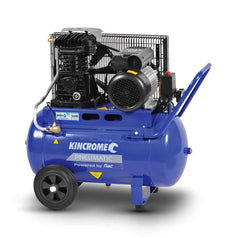 Kincrome Kincrome K13102 2.5HP 50L 240V 10Ah Belt Drive Air Compressor