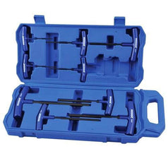 Kincrome Kincrome K5081 9 Piece Metric T-Handle Hex Key Set