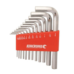 Kincrome Kincrome K5110 12 Piece SAE Hex Key Set