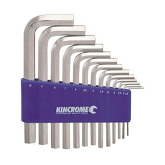 Kincrome Kincrome K5111 13 Piece Metric Hex Key Set