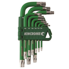Kincrome-K5144-9-Piece-Short-Series-Torx-Key-Set