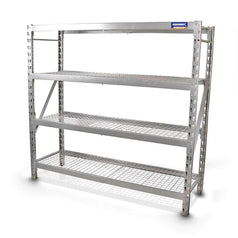 Kincrome Kincrome K7103 1960x610x1830mm 4 Shelf Industrial Shelving