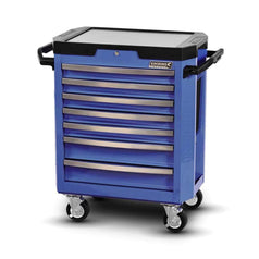 Kincrome Kincrome K7747 7 Drawer Blue Electric Contour Tool Roller Cabinet