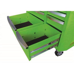 Kincrome Kincrome K7759G 9 Drawer Green Monster Contour Tool Roller Cabinet