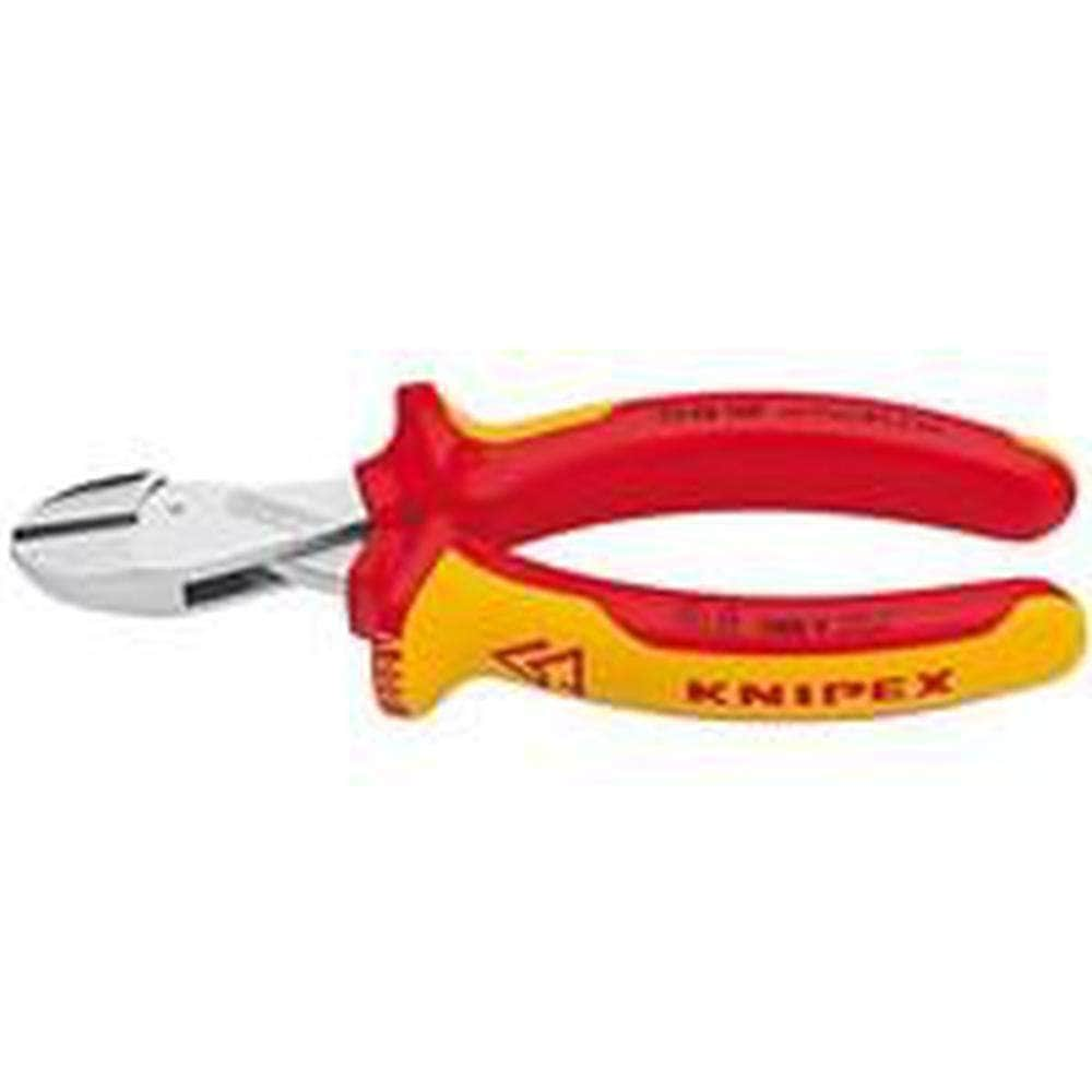 "Knipex Knipex 7306160 160mm (6"") 1000 V X-Cut Diagonal Cutter"