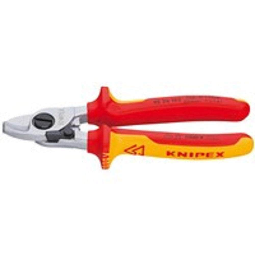 Knipex Knipex 9526165 165mm Single Cutting Edge Cable Shears