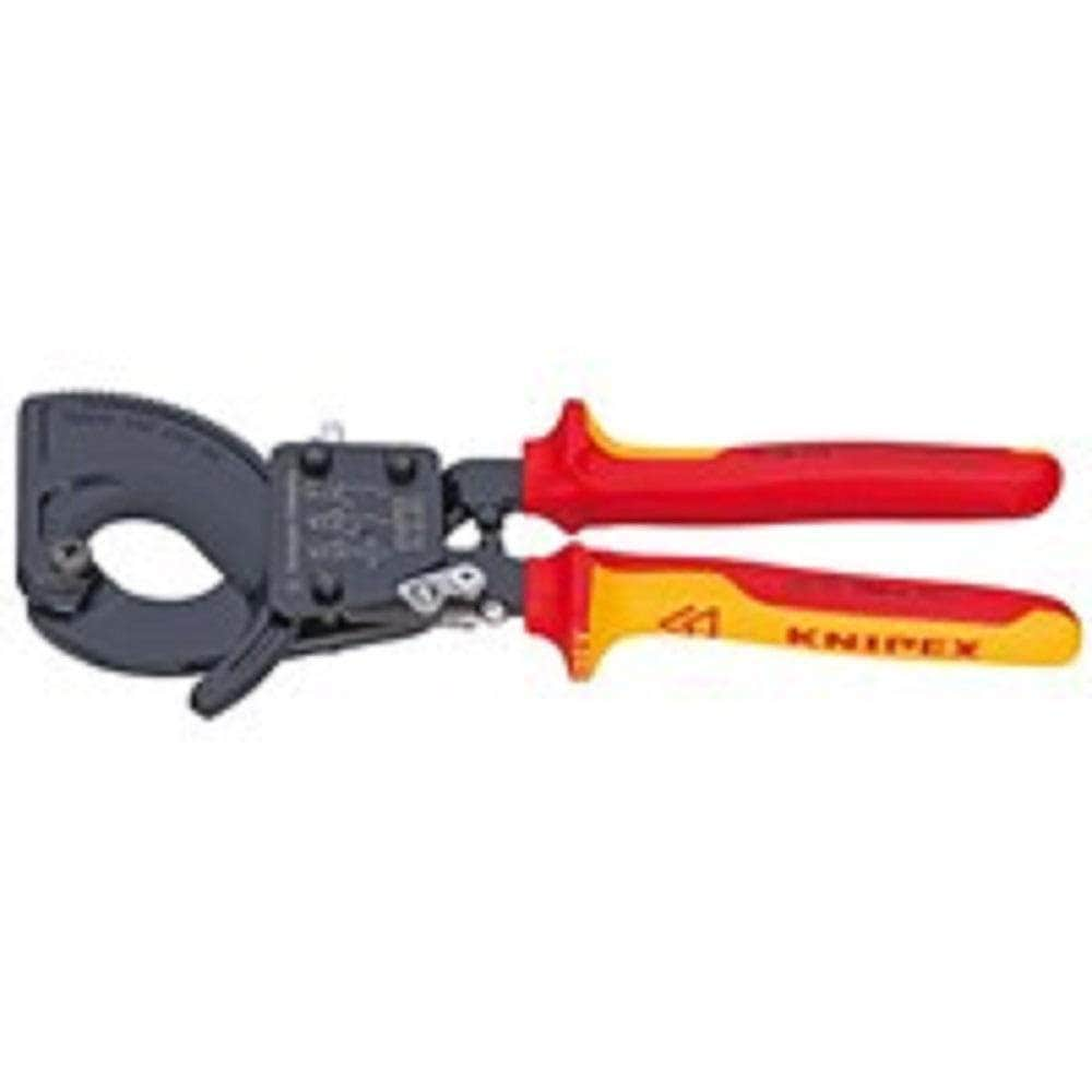 Knipex Knipex 9536250 250mm Ratcheting Cable Cutter