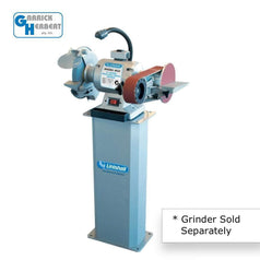 Linishall Linishall BGSHEET Sheet-Metal Bench Grinder Stand