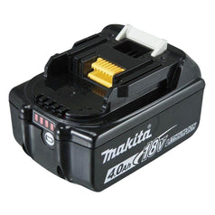 Makita Makita BL1840B-L 18V 4.0Ah Li-Ion Cordless Slide Battery