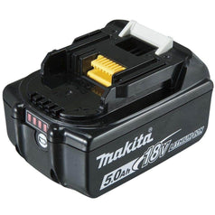 Makita Makita BL1850B-L 18V 5.0Ah Li-Ion Cordless Slide Battery
